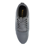 Mallet - Tech Runner Trainers in Graphite - Nigel Clare