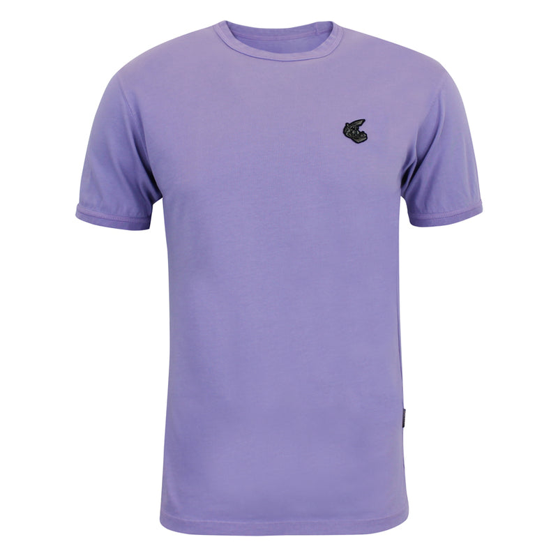 Vivienne Westwood Anglomania - Classic Logo T-Shirt in Lilac - Nigel Clare