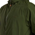 Barbour - Cairn Waterproof Breathable Jacket in Rifle Green - Nigel Clare