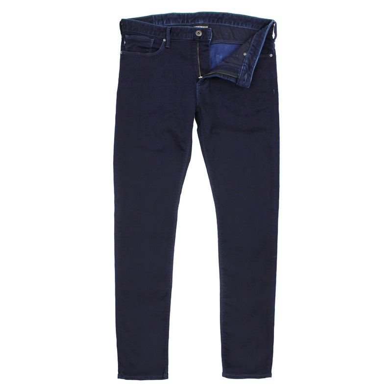 Emporio Armani - J06 Slim Fit Comfort Navy Jeans - Nigel Clare
