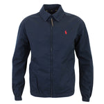 Polo Ralph Lauren - Bayport Cotton Twill Jacket in Navy - Nigel Clare