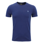 Polo Ralph Lauren - Custom Slim Fit T-Shirt in Navy - Nigel Clare