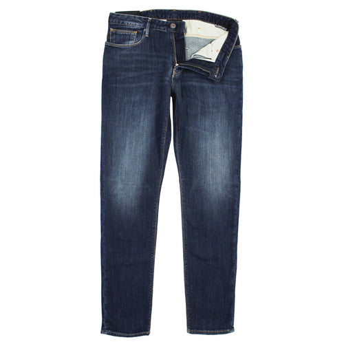 Emporio Armani - J06 1D0NZ Slim Fit Blue Jeans - Nigel Clare