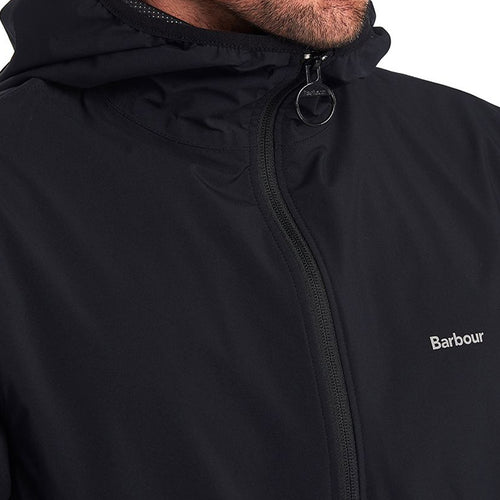 Barbour - Bransby Waterproof Jacket in Black
