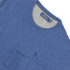 Polo Ralph Lauren - Merino Wool Jumper in Blue - Nigel Clare