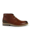 Barbour - Readhead Leather Chukka Boots in Chesnut - Nigel Clare