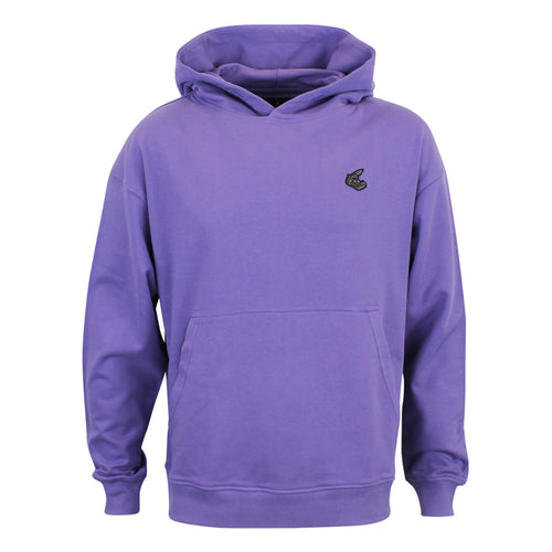 Vivienne Westwood Anglomania - Oversized Hoodie in Lilac - Nigel Clare