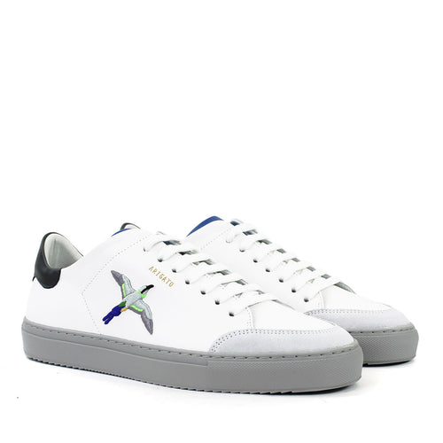 Axel Arigato - Clean 90 Bee Bird Trainers in White - Nigel Clare
