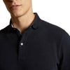 Ted Baker - TERNED Long Sleeved Polo Shirt in Navy - Nigel Clare