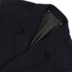 Paul Smith - Wool/Cashmere Blend Overcoat in Navy - Nigel Clare