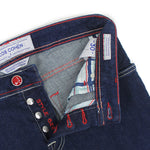 Jacob Cohen - J622 Dark Blue Red Badge Jeans - Nigel Clare