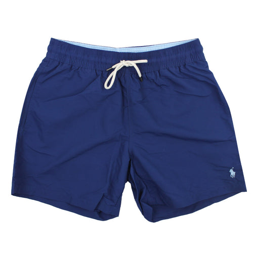 Polo Ralph Lauren - Traveller Swim Shorts in Navy - Nigel Clare