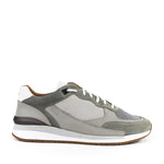 Hugo Boss - Element_Runn_ltmx Hybrid Trainers in Pastel Grey - Nigel Clare