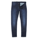 Emporio Armani - J06 Slim Fit Light Weight Dark Wash Jeans - Nigel Clare