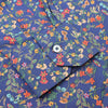 Paul Smith - Explorer Floral Print Shirt in Navy - Nigel Clare