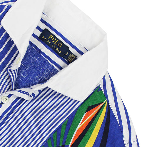 Polo Ralph Lauren - Classic Fit Newport Sailing Linen Shirt - Nigel Clare