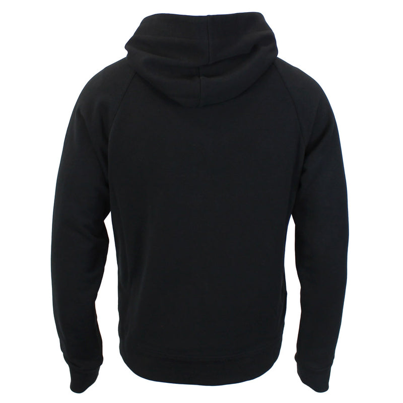 Versace Collection - Zip Through Hooded Sweatshirt in Black - Nigel Clare