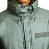 Pretty Green - Detatchable Hood Parka in Khaki - Nigel Clare