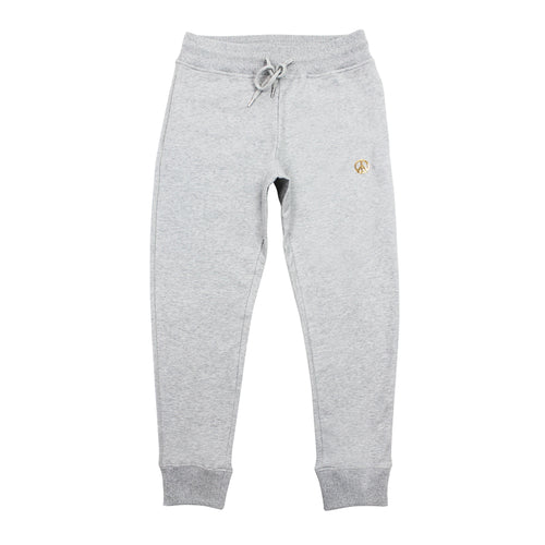 Love Moschino - Peace Logo Sweatpants in Grey - Nigel Clare
