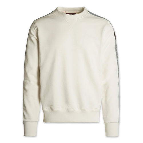 Parajumpers - Armstrong Sweatshirt in Moonbeam - Nigel Clare