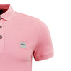 BOSS Orange - Passenger Slim Fit Polo Shirt in Pink - Nigel Clare