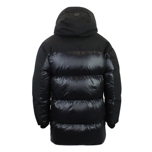Mackage - Grayson Down Puffa Jacket in Black - Nigel Clare
