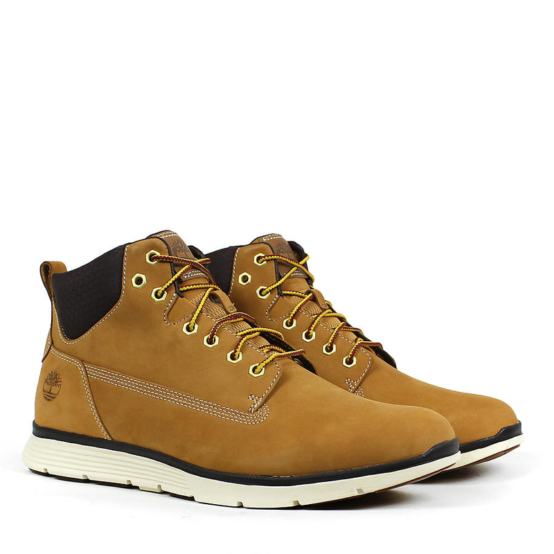 Timberland - Killington Chukka Boots in Wheat Tan Nubuck - Nigel Clare
