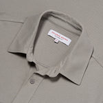 Orlebar Brown - Sebastian Tailored Fit Polo Shirt in Pewter - Nigel Clare