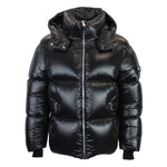 Mackage - Kent Down Puffa Jacket in Black - Nigel Clare