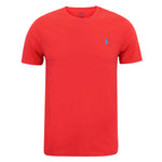 Polo Ralph Lauren - Custom Slim Fit T-Shirt in Red - Nigel Clare