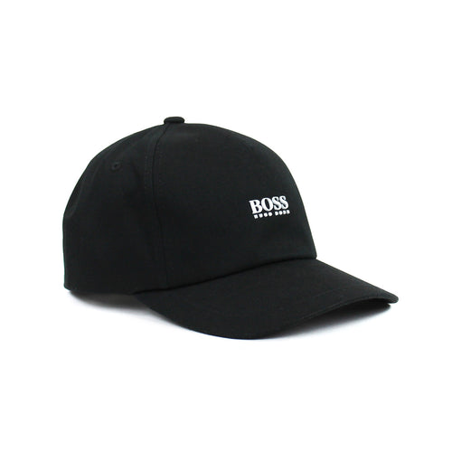 Hugo Boss - Fresco Cap in Black - Nigel Clare