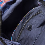 Pretty Green - Nylon Rucksack in Navy - Nigel Clare