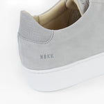 Nubikk - Jagger Aspen Trainers in Grey - Nigel Clare