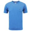 CP Company - Mako Cotton Short Sleeve T-Shirt In Royal Blue - Nigel Clare