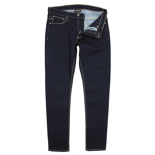 Emporio Armani - J06 1DLPZ Slim Fit Jeans in Dark Navy - Nigel Clare
