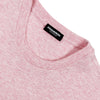 DSQUARED2 - Crew Neck T-Shirt In Pink Marl - Nigel Clare