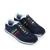 PS Paul Smith - Prince Sports Stripe Trainers in Dark Navy - Nigel Clare