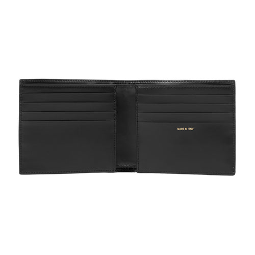 Paul Smith - Mixed Stripe Leather Billfold Wallet - Nigel Clare