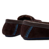 Ted Baker - Suede Moccasin Slippers in Brown - Nigel Clare