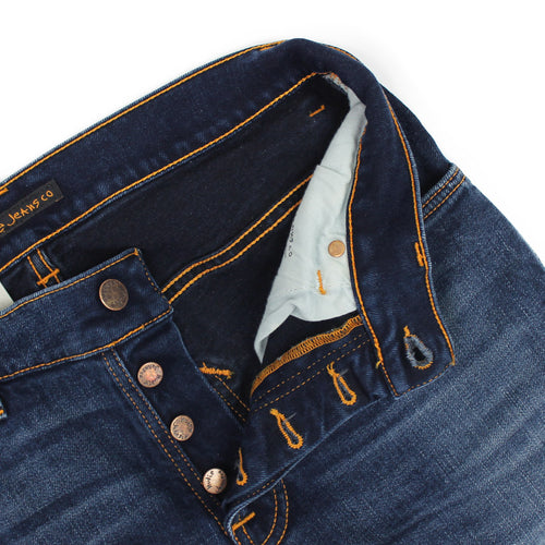 Nudie Jeans - Grim Tim Ink Navy Jeans - Nigel Clare