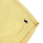 Polo Ralph Lauren - Traveller Swim Shorts in Yellow - Nigel Clare