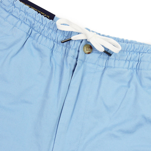 Polo Ralph Lauren - Classic Twill Prepster Shorts in Light Blue - Nigel Clare