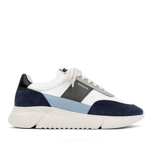 Axel Arigato - Genesis Vintage Runner Trainers in White/Blue
