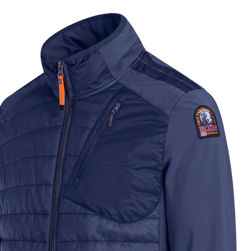 Parajumpers - Jayden Lightweight Quilted Jacket in Navy - Nigel Clare