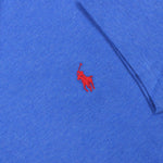 Polo Ralph Lauren - Custom Slim Fit T-Shirt in Blue Heather - Nigel Clare
