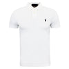 Polo Ralph Lauren - Slim Fit Polo Shirt in White - Nigel Clare