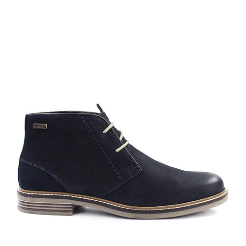 Barbour - Readhead Chukka Boots in Navy