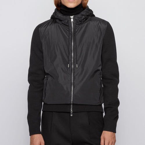 Hugo Boss - Mobili Hybrid Jacket in Black