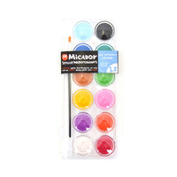 Watercolour Palette Stylist by Micador 12 colours