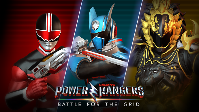Power Rangers: Battle For The Grid Announces Season 2 Pass